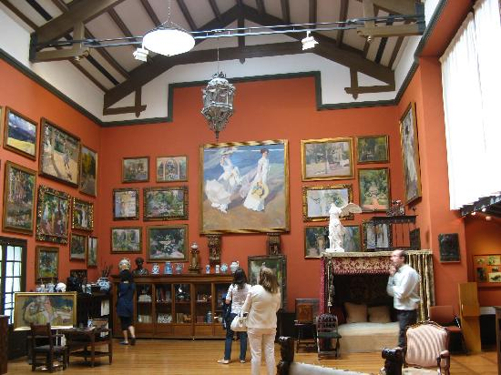 sorolla-s-painting-room