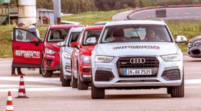 Test The Best SUV: el mayor evento para probar coches de España