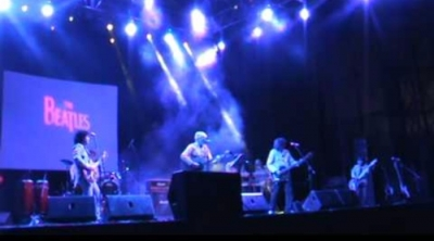 "All Together Band ""Tributo a The Beatles en Venturada"