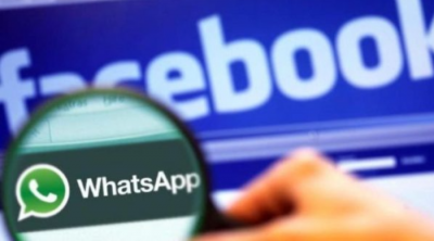 WhatsApp y Facebook multados por compartir datos de usuario
